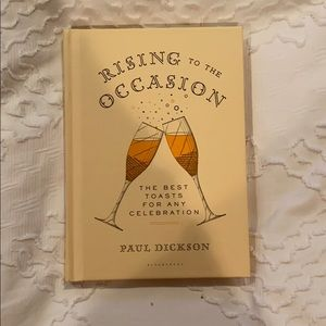 Rising the the occasion book